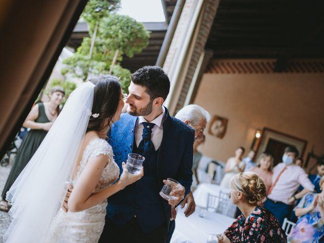 Il matrimonio di Alex e Monica a Rodengo-Saiano, Brescia 30