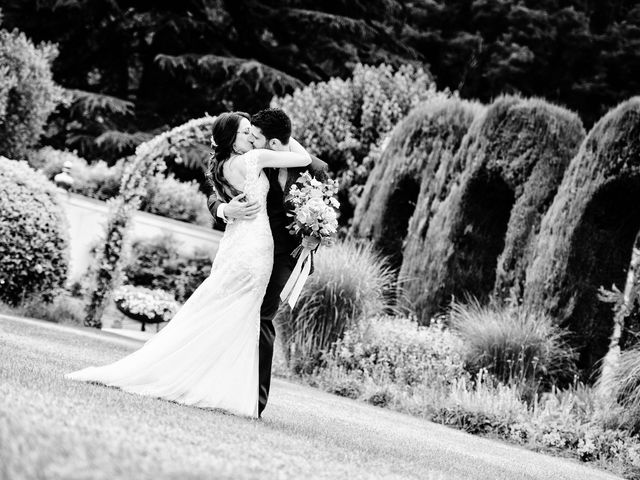 Il matrimonio di Alex e Monica a Rodengo-Saiano, Brescia 33