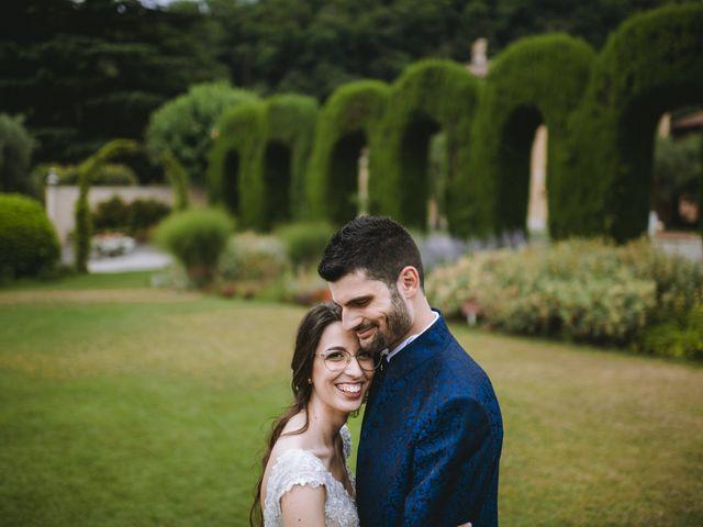 Il matrimonio di Alex e Monica a Rodengo-Saiano, Brescia 34