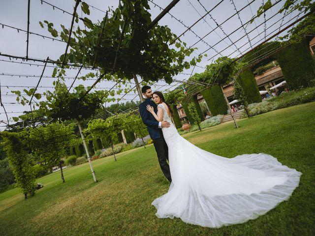 Il matrimonio di Alex e Monica a Rodengo-Saiano, Brescia 35