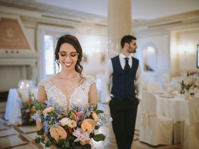 Il matrimonio di Alex e Monica a Rodengo-Saiano, Brescia 37