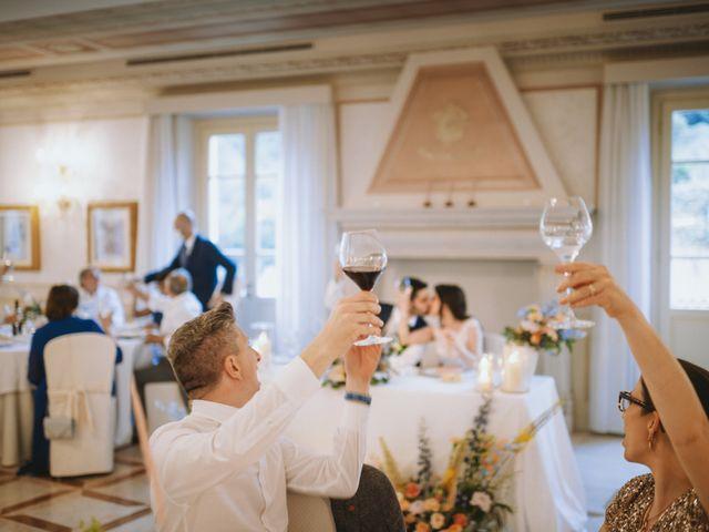 Il matrimonio di Alex e Monica a Rodengo-Saiano, Brescia 41