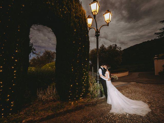 Il matrimonio di Alex e Monica a Rodengo-Saiano, Brescia 45
