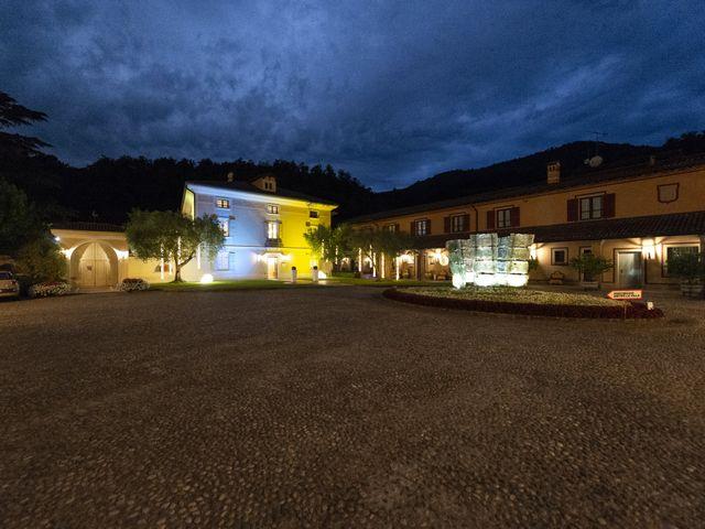 Il matrimonio di Alex e Monica a Rodengo-Saiano, Brescia 46