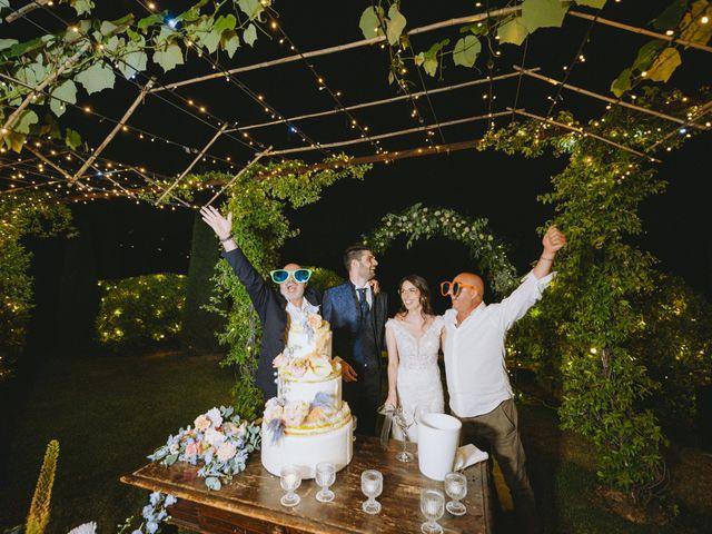 Il matrimonio di Alex e Monica a Rodengo-Saiano, Brescia 49