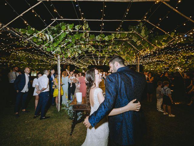 Il matrimonio di Alex e Monica a Rodengo-Saiano, Brescia 50