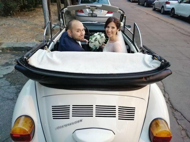 Le nozze di Roberto  e Laura