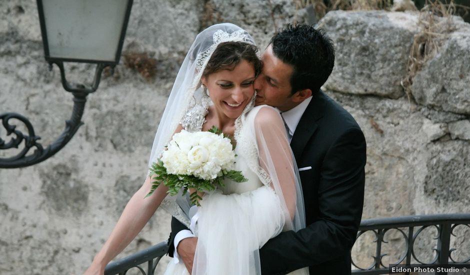 Il matrimonio di Alessandro e Valentina a Canicattì, Agrigento