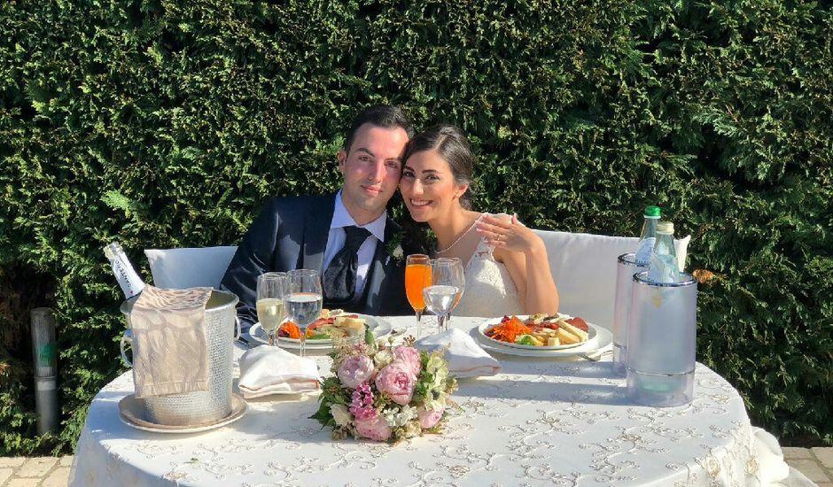 Il matrimonio di Vincenzo  e Alessandra a Cosenza, Cosenza