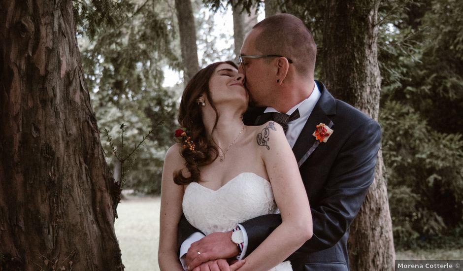 Il matrimonio di Andrea e Sara a Trivignano Udinese, Udine