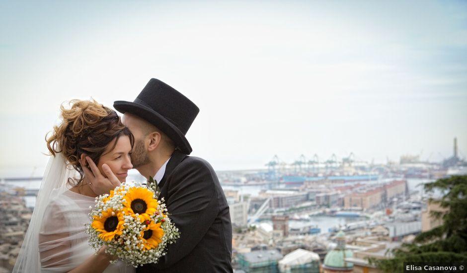 Il matrimonio di Matteo e Eugenia a Genova, Genova