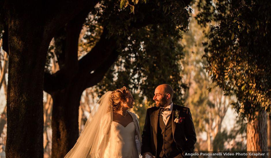 Il matrimonio di Simone e Manila a Roma, Roma