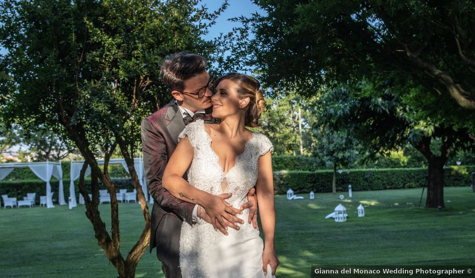 Il matrimonio di Salvatore e Elena a Caserta, Caserta