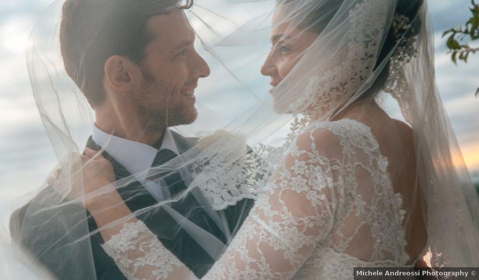 Il matrimonio di Massimo e Margherita a Duino-Aurisina, Trieste