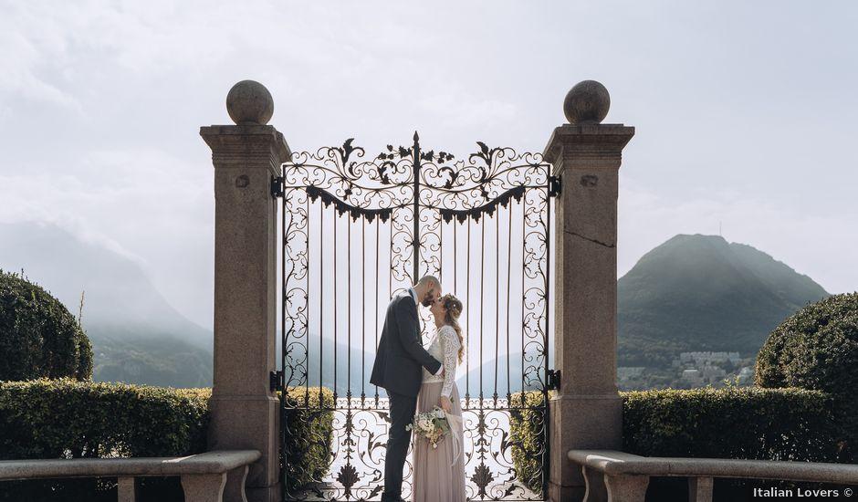 Il matrimonio di Marco e Deborah a Lugano, Ticino