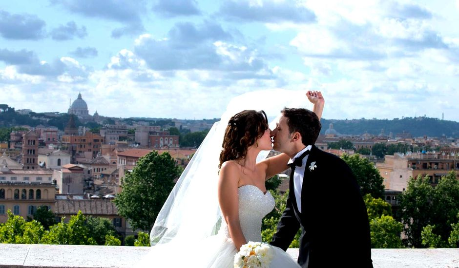 Il matrimonio di Alessandro  e Francesca a Roma, Roma