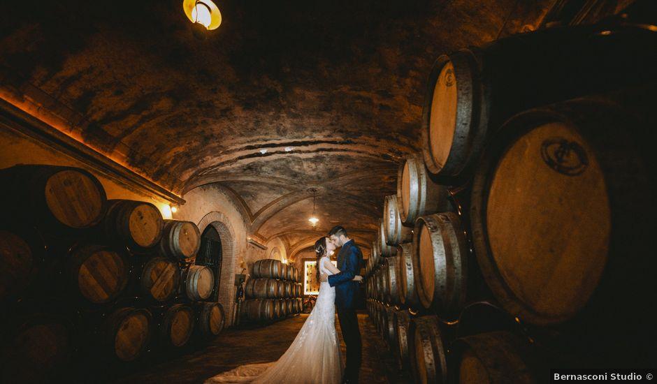 Il matrimonio di Alex e Monica a Rodengo-Saiano, Brescia