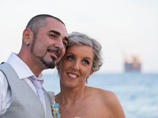 Le nozze di Erica e Antonio