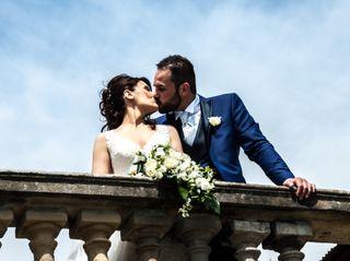 Le nozze di Serena e Mirco