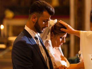 le nozze di Emanuela e Juri 1