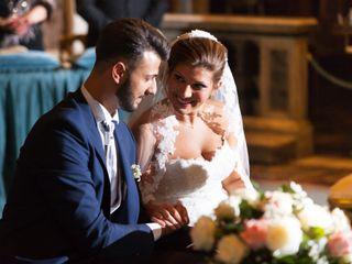 le nozze di Emanuela e Juri 2