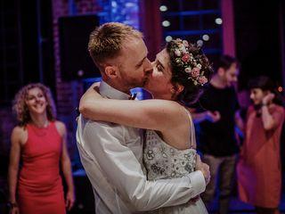 Le nozze di Martina e Antony