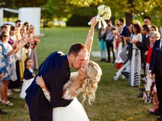 Le nozze di Emanuele e Greta