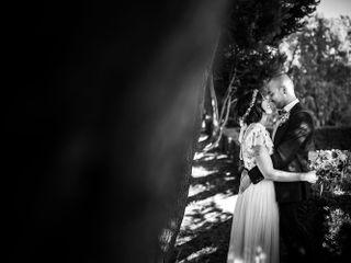 Le nozze di Gloria e David