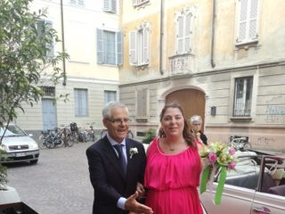 le nozze di Cristian e Silvia 2
