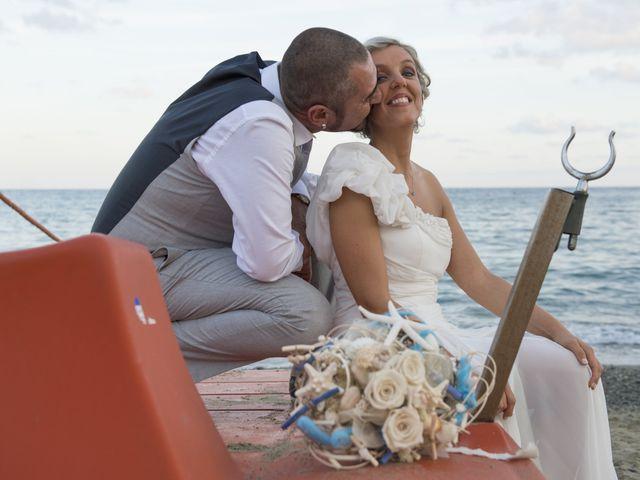 Il matrimonio di Antonio e Erica a Albissola Marina, Savona 2