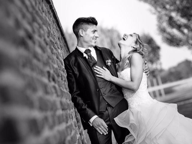Le nozze di Sandra e Mattia