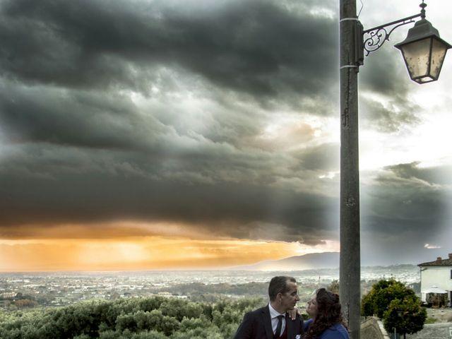 Il matrimonio di Paolo e Barbara a Buggiano, Pistoia 1