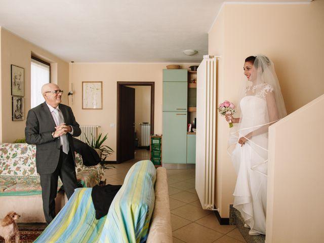 Il matrimonio di Cesare e Alessia a Vigevano, Pavia 59