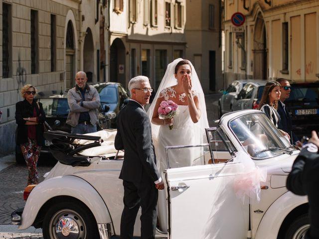 Il matrimonio di Cesare e Alessia a Vigevano, Pavia 69