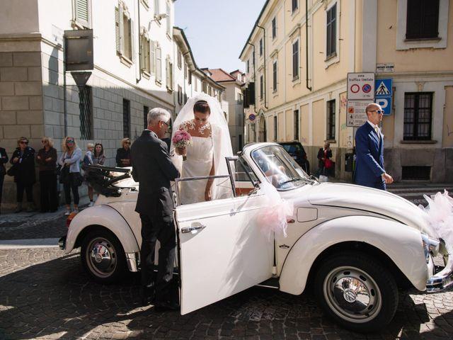 Il matrimonio di Cesare e Alessia a Vigevano, Pavia 70