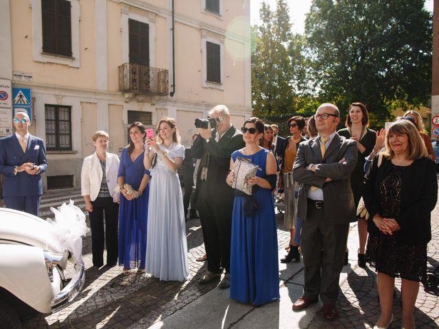 Il matrimonio di Cesare e Alessia a Vigevano, Pavia 71