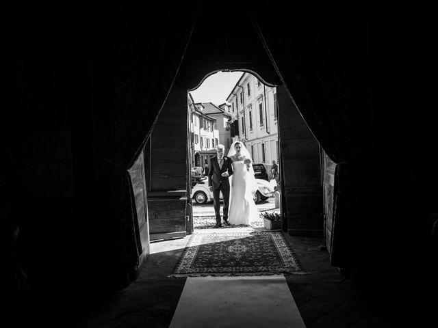 Il matrimonio di Cesare e Alessia a Vigevano, Pavia 73