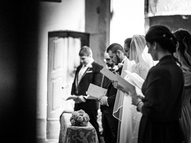 Il matrimonio di Cesare e Alessia a Vigevano, Pavia 78