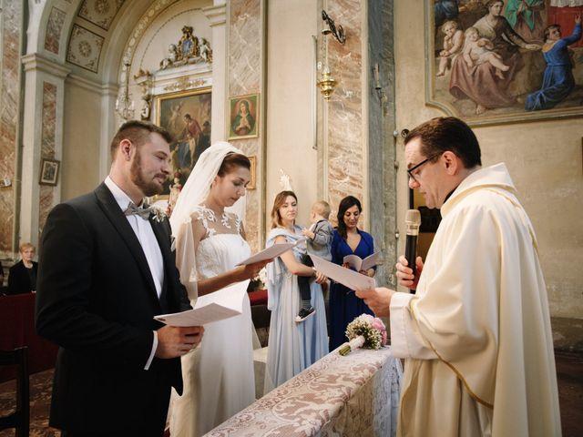 Il matrimonio di Cesare e Alessia a Vigevano, Pavia 82