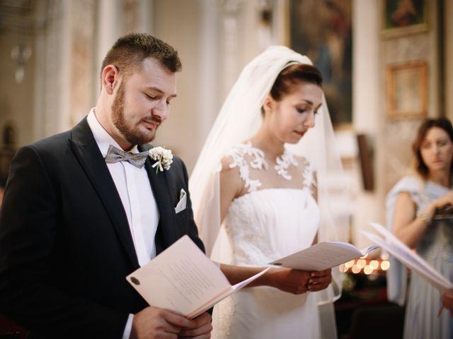 Il matrimonio di Cesare e Alessia a Vigevano, Pavia 83