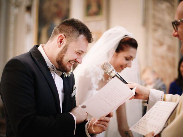 Il matrimonio di Cesare e Alessia a Vigevano, Pavia 84