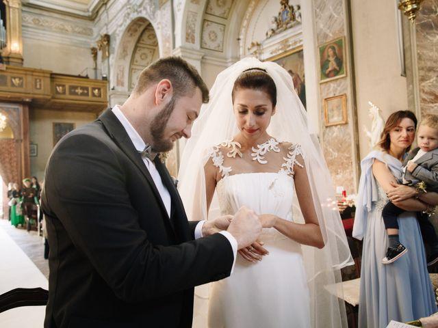 Il matrimonio di Cesare e Alessia a Vigevano, Pavia 87