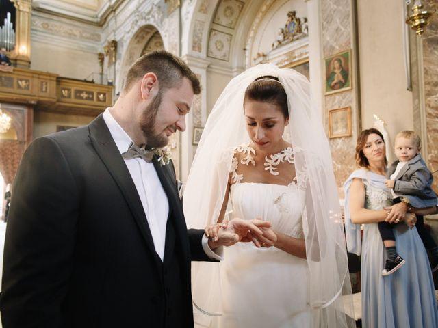 Il matrimonio di Cesare e Alessia a Vigevano, Pavia 89