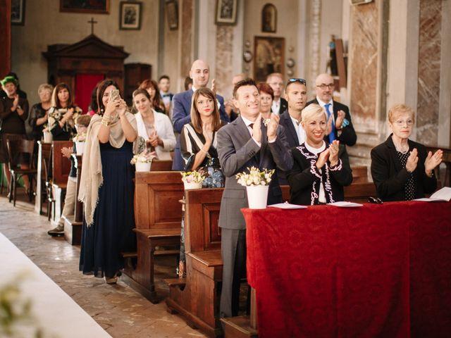 Il matrimonio di Cesare e Alessia a Vigevano, Pavia 91