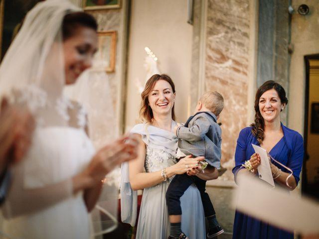 Il matrimonio di Cesare e Alessia a Vigevano, Pavia 92
