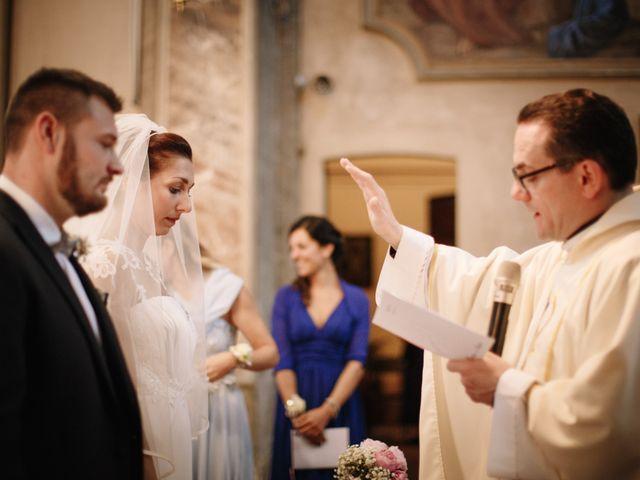 Il matrimonio di Cesare e Alessia a Vigevano, Pavia 94