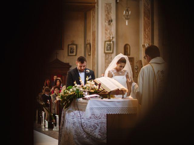 Il matrimonio di Cesare e Alessia a Vigevano, Pavia 95