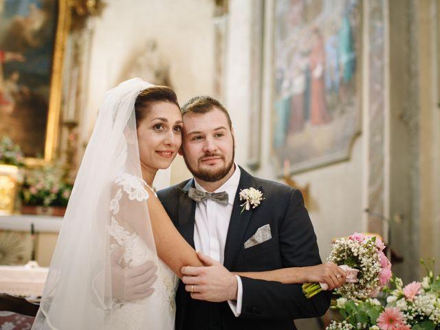 Il matrimonio di Cesare e Alessia a Vigevano, Pavia 99