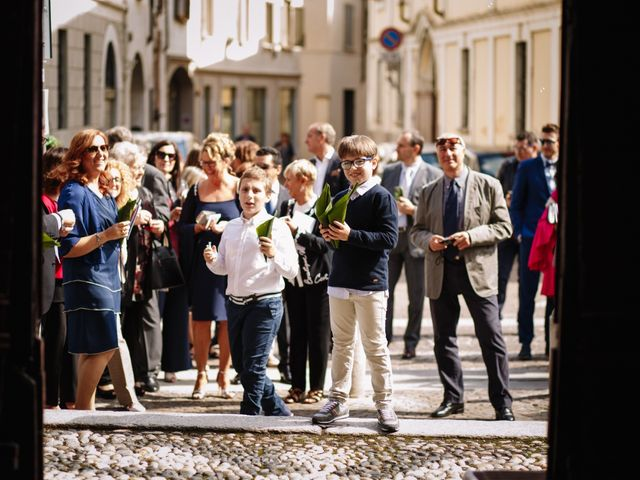 Il matrimonio di Cesare e Alessia a Vigevano, Pavia 101
