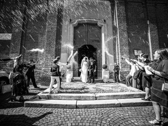 Il matrimonio di Cesare e Alessia a Vigevano, Pavia 102